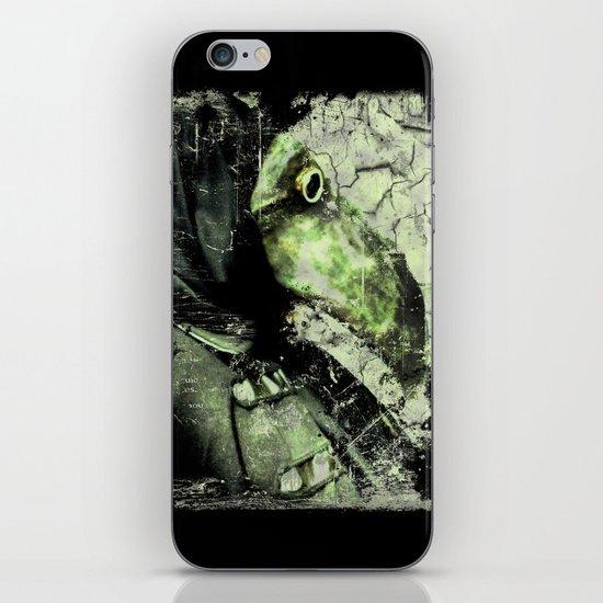 The Plague Doctor II iPhone & iPod Skin