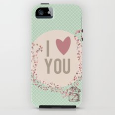 I love you iPhone (5, 5s) Tough Case
