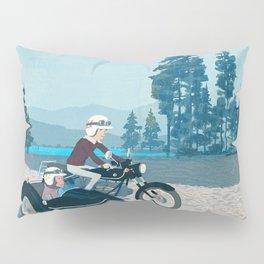 The Blue Lake Pillow Sham