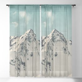 Snow Peak Sheer Curtain