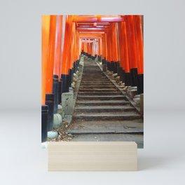 Fushimi Inari Gates Mini Art Print