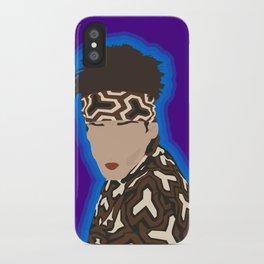 Derek Zoolander iPhone Case
