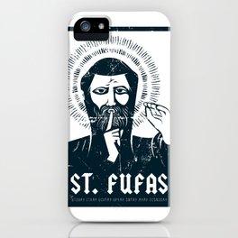 St. Fufas iPhone Case