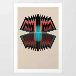 zWzWzW Art Print