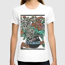 """Australian Gum Blossoms"" by Margaret Preston T-shirt"