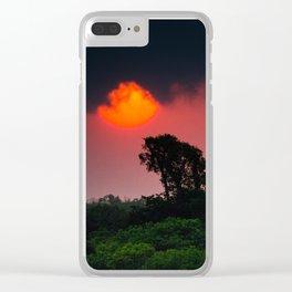 Kakadu Storm Clear iPhone Case