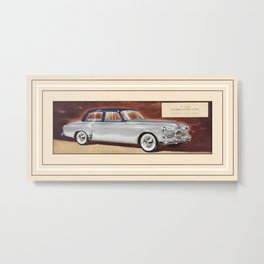 Automotive Art 41 Metal Print