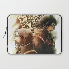 King and Prince ( Final fantasy XV ) Laptop Sleeve