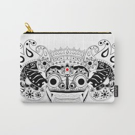 Barong Bali Carry-All Pouch