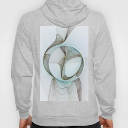 Abstract Elegance Hoody