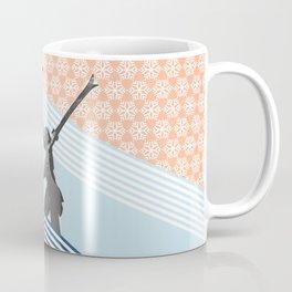 Finding the Perfect Line Coffee Mug