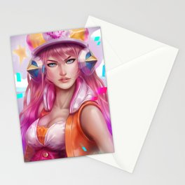 Miss Fortune Stationery Cards