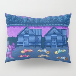 13th of Friday Pillow Sham