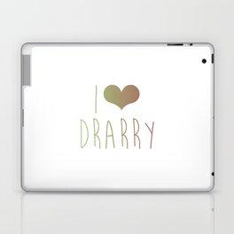 I Love Drarry Laptop & iPad Skin