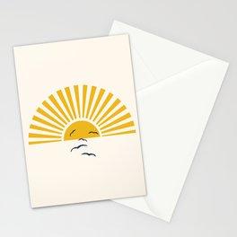 Minimalistic Summer I Stationery Cards