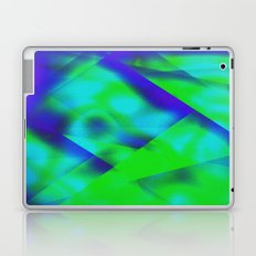 Green Color Package Laptop & iPad Skin