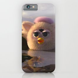 The Longest Furby iPhone Case