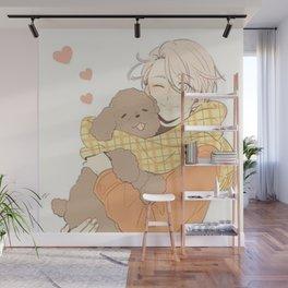 Yuri on ice Wall Mural