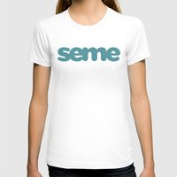 yaoi T-shirts featuring Seme by Clara Hollins