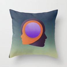 GEODETIC Synchronicity Throw Pillow
