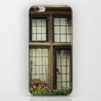 cuddle iPhone & iPod Skins featuring Cuddle by Iva Yaneva