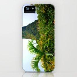 Iao Needle iPhone Case