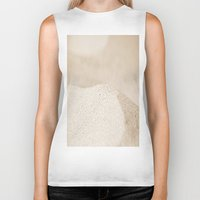 sand Biker Tanks featuring sand by  Agostino Lo Coco