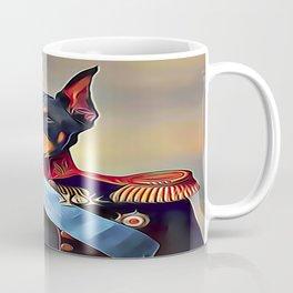 Field Marshal Doberman Pinscher Coffee Mug