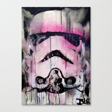 POP TROOPER Canvas Print