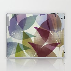 Through Laptop & iPad Skin