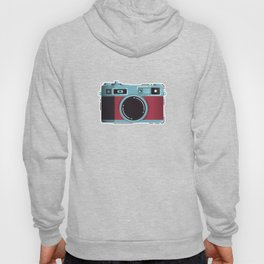 Little Yashica Camera Hoody