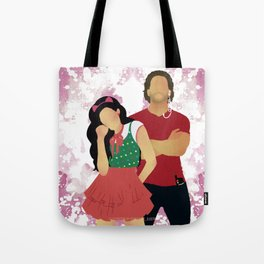 Sinfully Tangled Tote Bag
