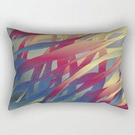 Modern Aquatic Nightsongs Rectangular Pillow