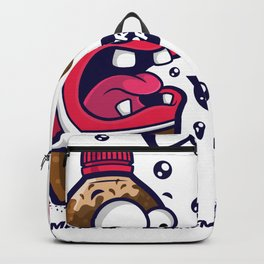 Red Cola Addict Backpack
