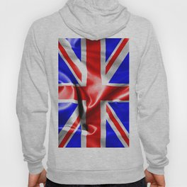 Great Britain Flag Hoody