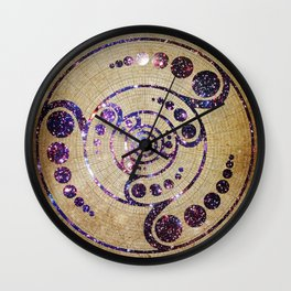 The Harmonious Circle  Wall Clock