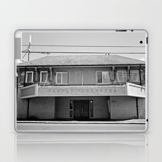 Former Community World Theater Laptop & iPad Skin