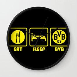 ESP: Dortmund Wall Clock