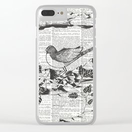 Noble Clear iPhone Case