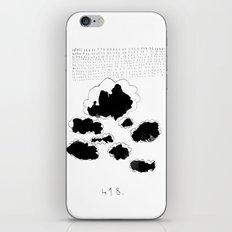 418 iPhone & iPod Skin