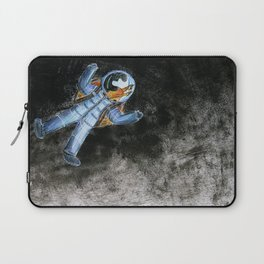Snail in space Laptop Sleeve