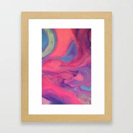 Milky Way Arizona Framed Art Print