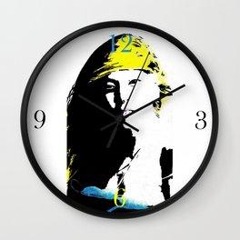 Lady Nymph Wall Clock