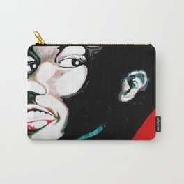 High Society the Lady In Waiting Carry-All Pouch
