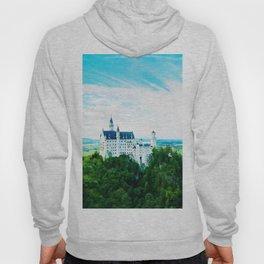 Neuschwanstein Fairy Tale Castle Hoody