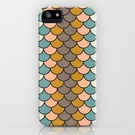 Autumn Chirp iPhone Case