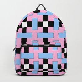 symetric patterns 47 -mandala,geometric,rosace,harmony,star,symmetry Backpack