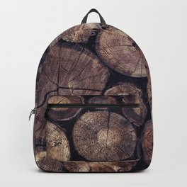 The Wood Holds Many Spirits // You Can Ask Them Now Edit Backpack