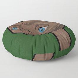 Contented ET Floor Pillow