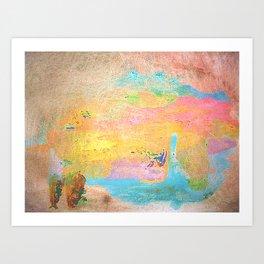 Glinns Art Print